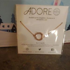 NWT Adore Swarovski bracelet